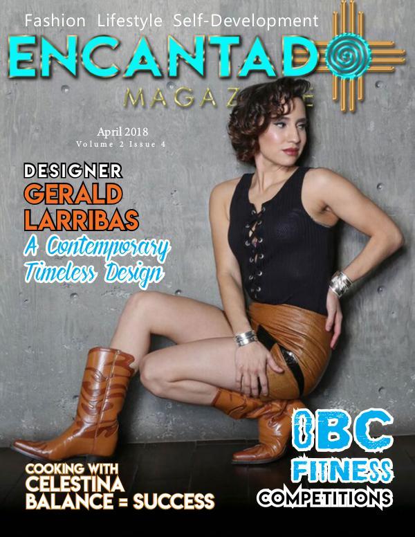 Encantado Magazine 2018 April Issue