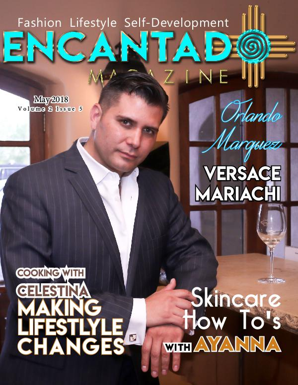 Encantado Magazine 2018 May Issue