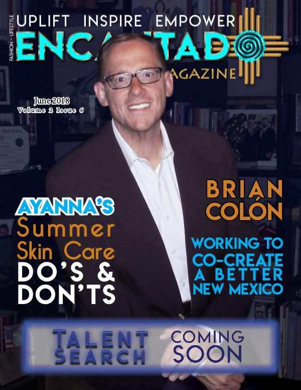 Encantado Magazine 2018 JUNE Issue