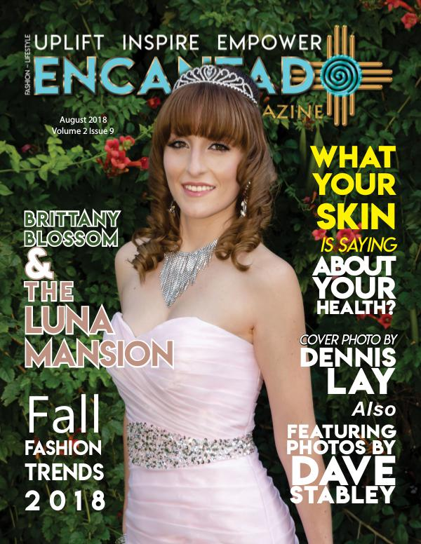 Encantado Magazine 2018 September Issue