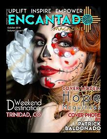 Encantado Magazine 2018 September Issue pdf