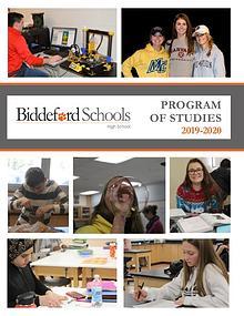 BHS 2019-2020 Program of Studies