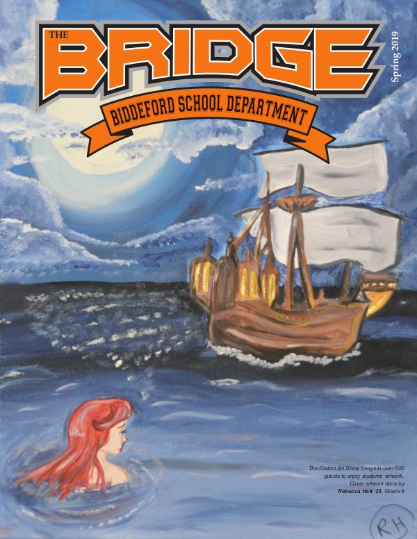 The Bridge: Spring 2019 Bridge Spring 2019 SINGLE PAGES