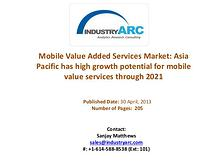 Mobile Value Added Services (MVAS) Market Analysis | IndustryARC