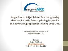 Large Format Inkjet Printer Market: North America is the leading regi