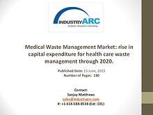 Medical Waste Management Market: efficient hospital waste disposal fo