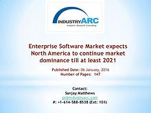 Enterprise Software Market expects North America to continue market d