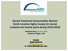 Dental Treatment Consumables Market: growth in use of dental parts fo
