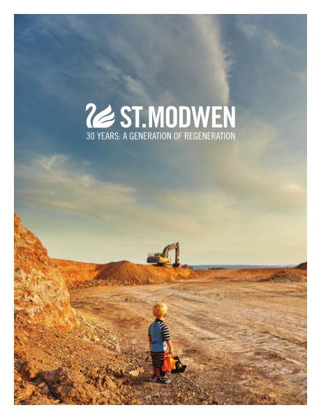 St. Modwen 30 Years : A Generation of Regeneration 1