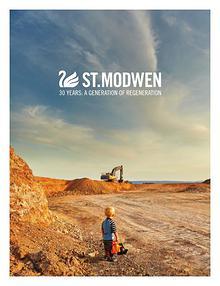 St. Modwen 30 Years : A Generation of Regeneration