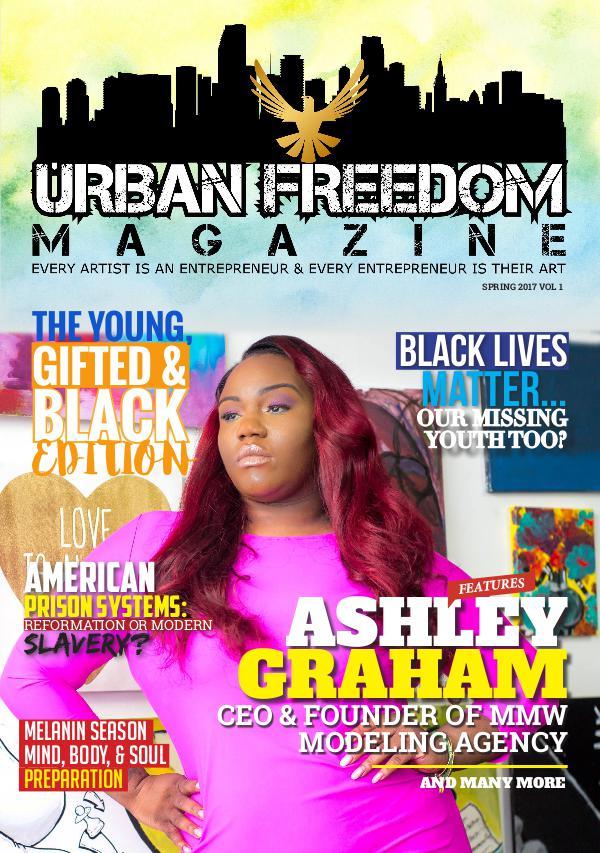Urban Freedom Magazine Vol1