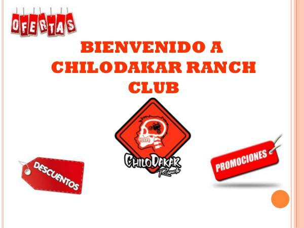 CHILODAKAR RANCH CLUB DE DESCUENTO