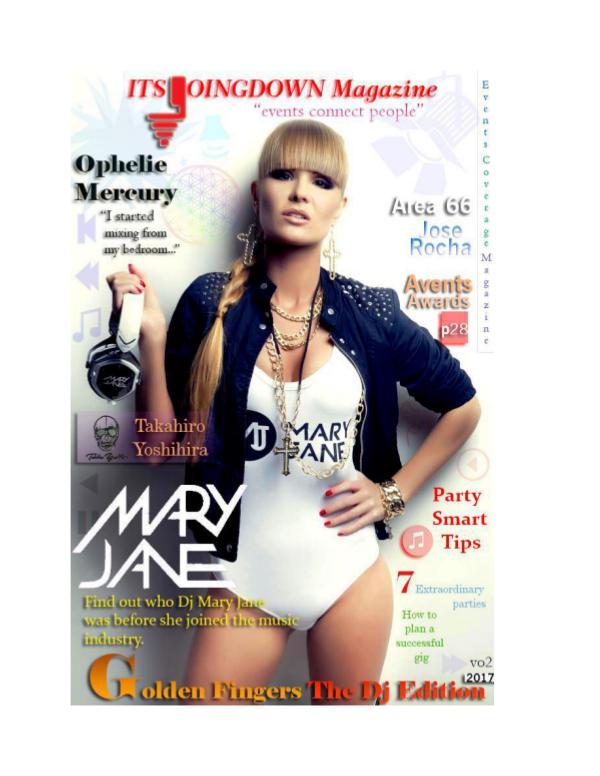 ITSGOINGDOWN Magazine Vol.2