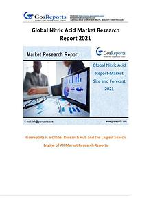 Global Nitric Acid Market Research Report 2017