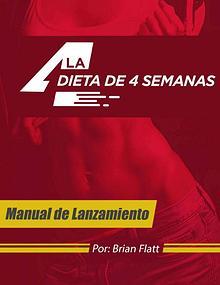 LA DIETA DE 4 SEMANAS PDF GRATIS