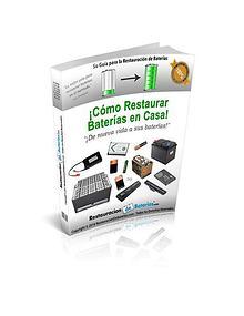 COMO RESTAURAR BATERIAS EN CASA PDF