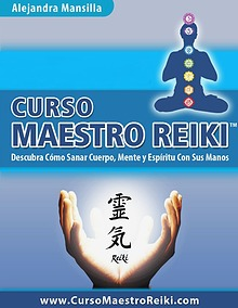 Curso Maestro Reiki Libro Gratis