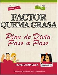 FACTOR QUEMA GRASA LIBRO GRATIS
