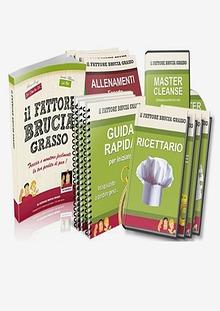 SCARICARE IL FATTORE BRUCIA GRASSO LIBRO GRATIS