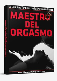 MAESTRO DEL ORGASMO LIBRO