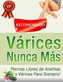 VARICES NUNCA MAS ESTEFANIA GARRET PDF GRATIS