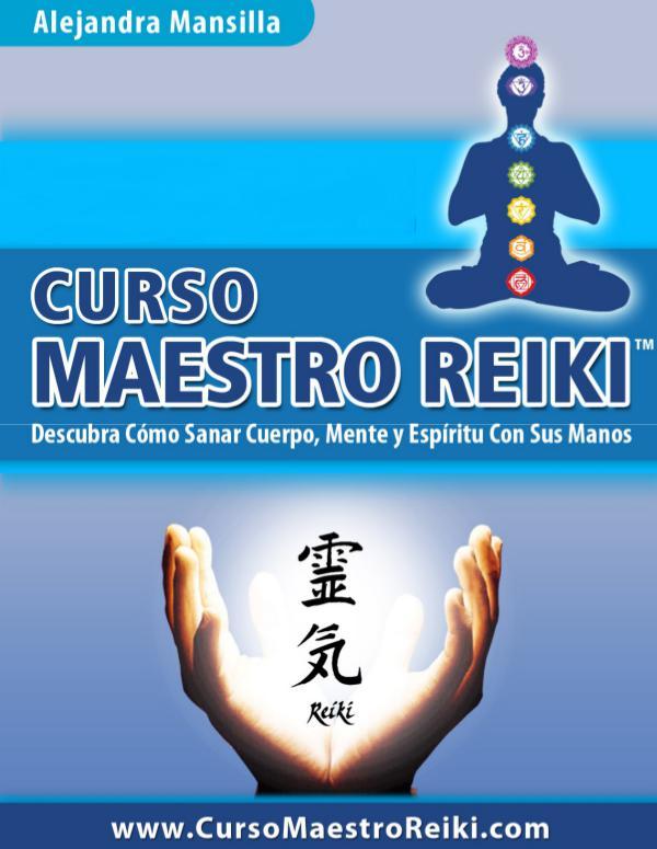 CURSO MAESTRO REIKI EBOOK PDF DESCARGAR