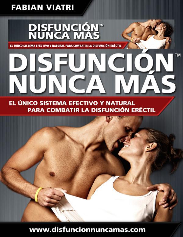 DESCARGAR LIBRO DISFUNCION NUNCA MAS PDF