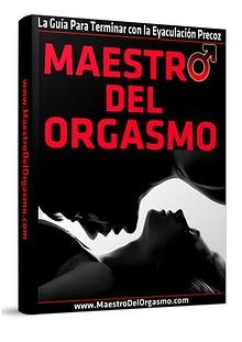 MAESTRO DEL ORGASMO EBOOK PDF