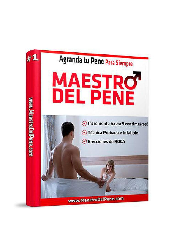 LIBRO MAESTRO DEL PENE PDF DESCARGAR COMPLETO 2020