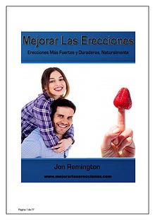 MEJORAR LAS ERECCIONES PDF GRATIS JON REMINGTON
