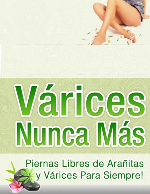 VARICES NUNCA MAS EBOOK PDF DESCARGAR