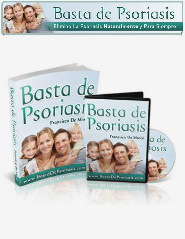 LIBRO BASTA DE PSORIASIS PDF DESCARGAR