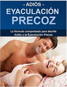 ADIOS EYACULACION PRECOZ PDF GRATIS