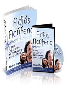 ADIOS ACUFENO PDF GRATIS