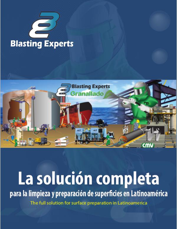 Catálogo Blasting Experts 2017 Vol.1