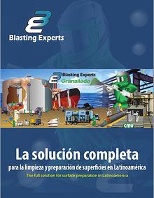 Catálogo Blasting Experts 2017