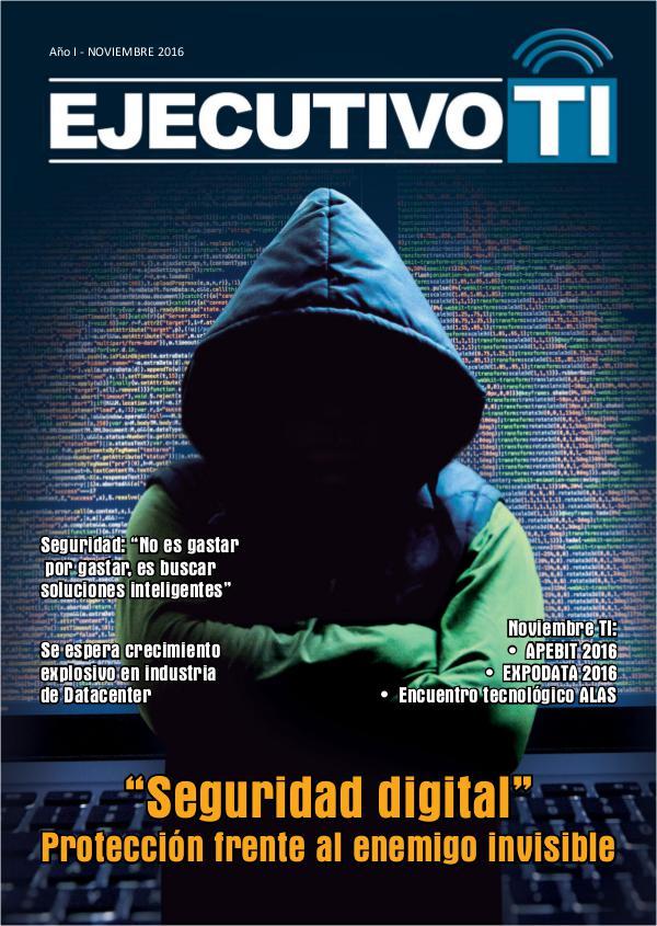 Ejecutivo TI  02 Revista de Tecnología e Informática