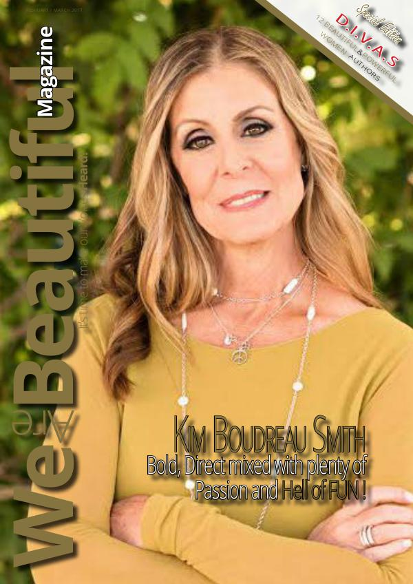 We are Beautiful Magazine© February/March 2017, We are Beautiful MagazineFeb./March Vol. 2 2017