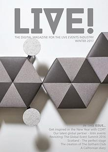 LIVE! magazine by ILEA
