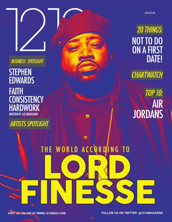 featuring Lord Finesse, Illflo and more