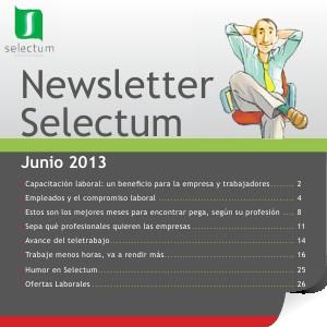 Newsletter Junio Selectum