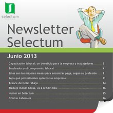 Newsletter Junio
