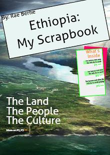 My Country Scrapbook: Ethiopia