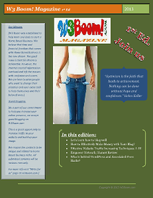 W3 Boom Magazine