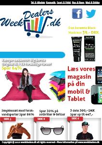Weekdealers Weekdealers tilbuds magasin