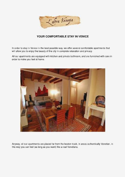 All about Venice Venice accommodations