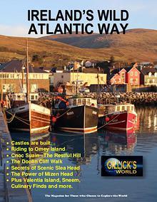 Gillick's World:  Ireland's Wild Atlantic Way