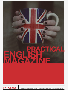 PRACTICAL ENGLISH ONLINE MAGAZINE