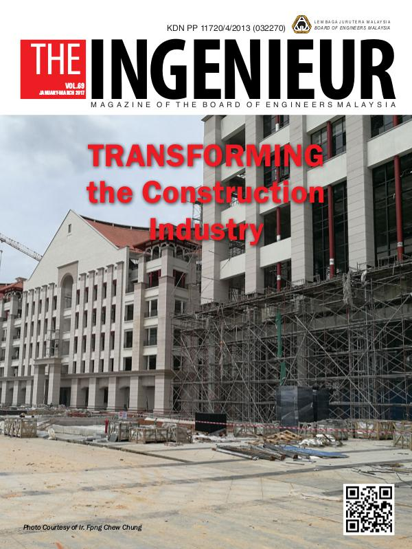 INGENIEUR JAN-MAR 2017 Vol 69 2017
