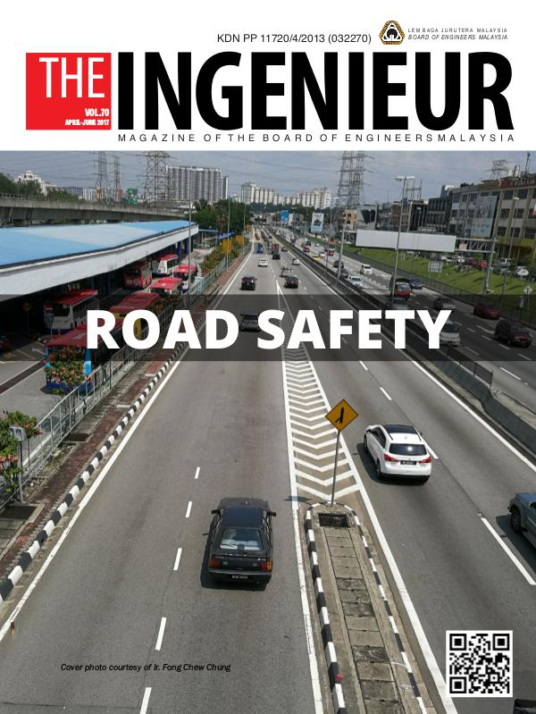 Ingenieur Vol.70 Apr-June 2017 ingenieur Apr-June 2017-FA